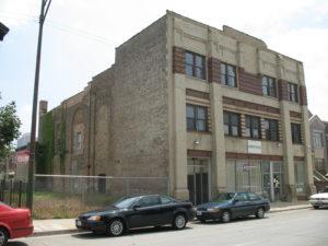 Chicago Defender Building